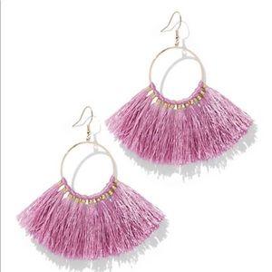 NY&C Tassel Earrings